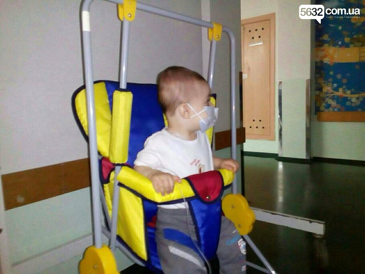 В Павлограде у 8-месячного ребенка обнаружили лейкоз крови. Поможем вместе , фото-3