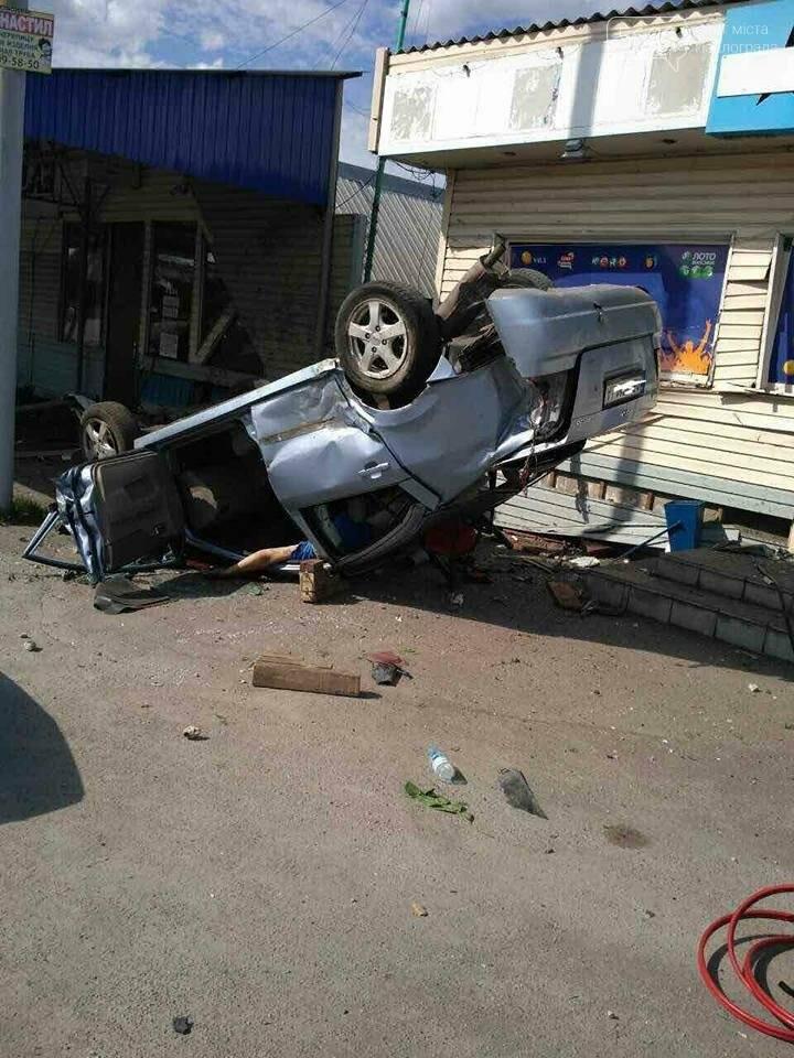 У Павлограді машина протаранила кафе: дві людини загинули (Фото), фото-2