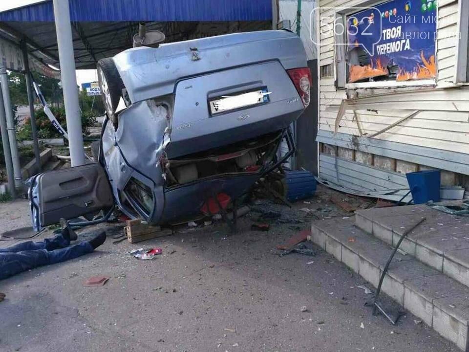 У Павлограді машина протаранила кафе: дві людини загинули (Фото), фото-3