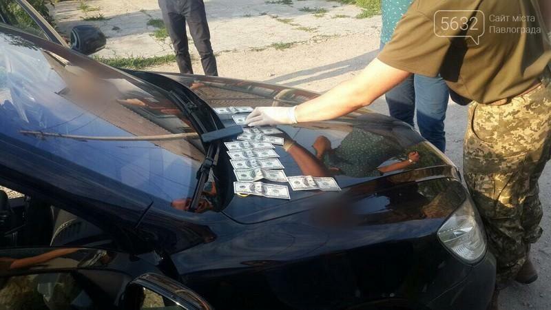 СБУ затримала на хабарі підполковника поліції (Відео), фото-1
