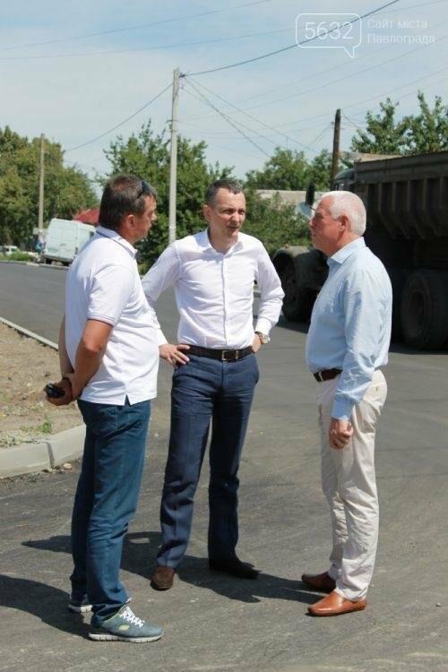 Радник губернатора області особисто перевівив як ведуться роботи з реконструкції моста, фото-1