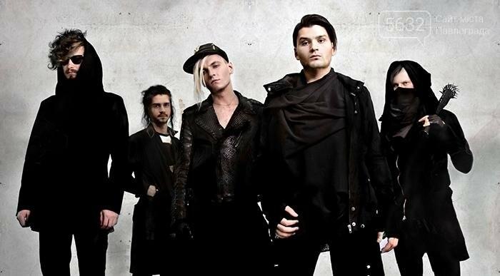В Павлоград приедет известная американская рок-группа, фото-2