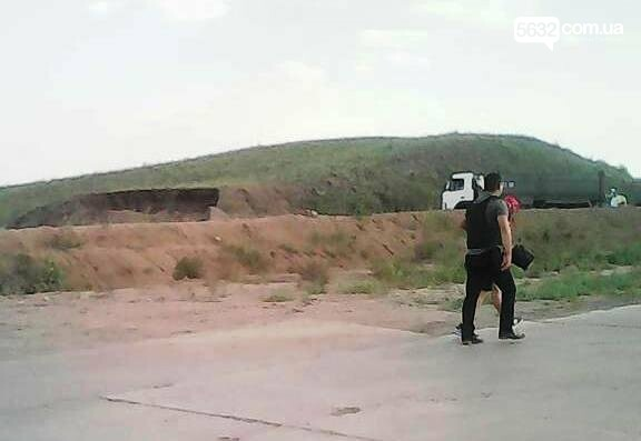 Озброєні чоловіки напали на співробітників ДТЕК Павлоградвугілля, фото-2