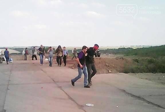 Озброєні чоловіки напали на співробітників ДТЕК Павлоградвугілля, фото-3