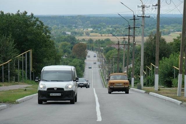 Нову дорогу до Дня міста отримала 30-тисячна Тернівка , фото-6