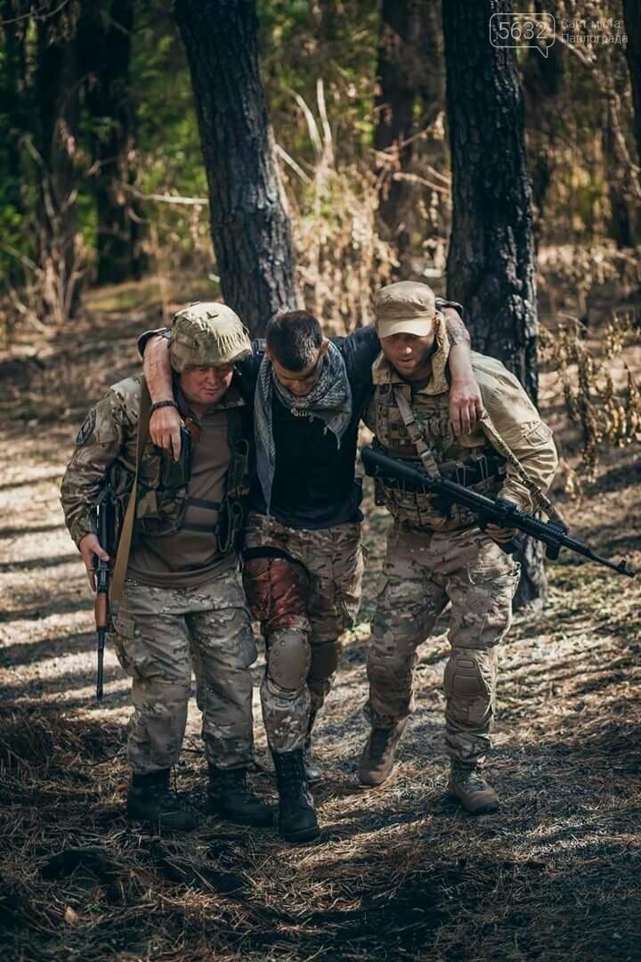 Павлоградцы провели фотопроект«Реалии боевых действий», фото-6