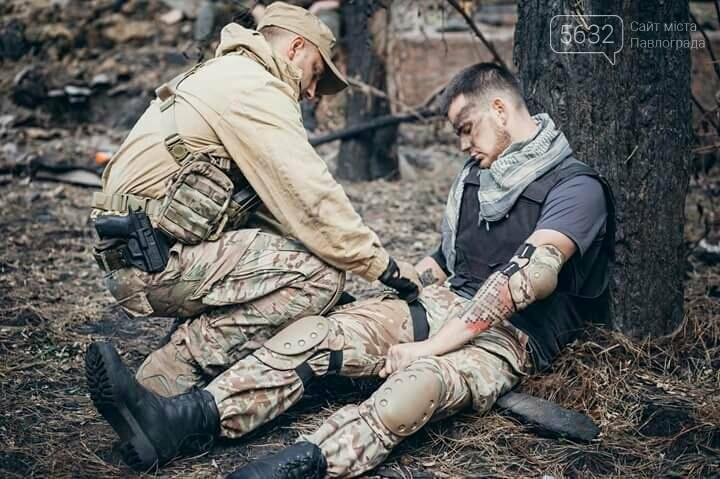 Павлоградцы провели фотопроект«Реалии боевых действий», фото-2