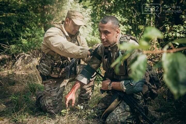 Павлоградцы провели фотопроект«Реалии боевых действий», фото-5