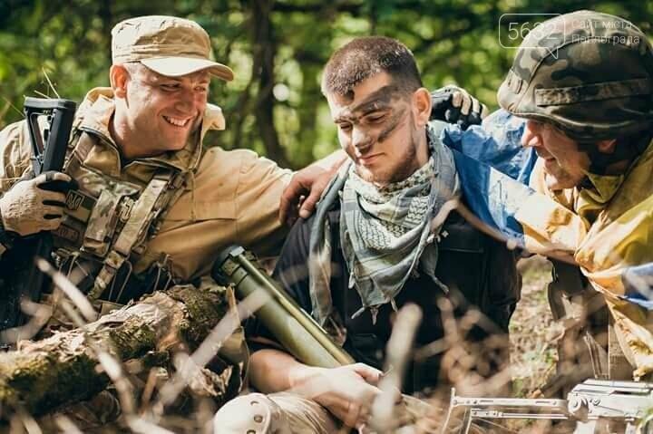 Павлоградцы провели фотопроект«Реалии боевых действий», фото-1