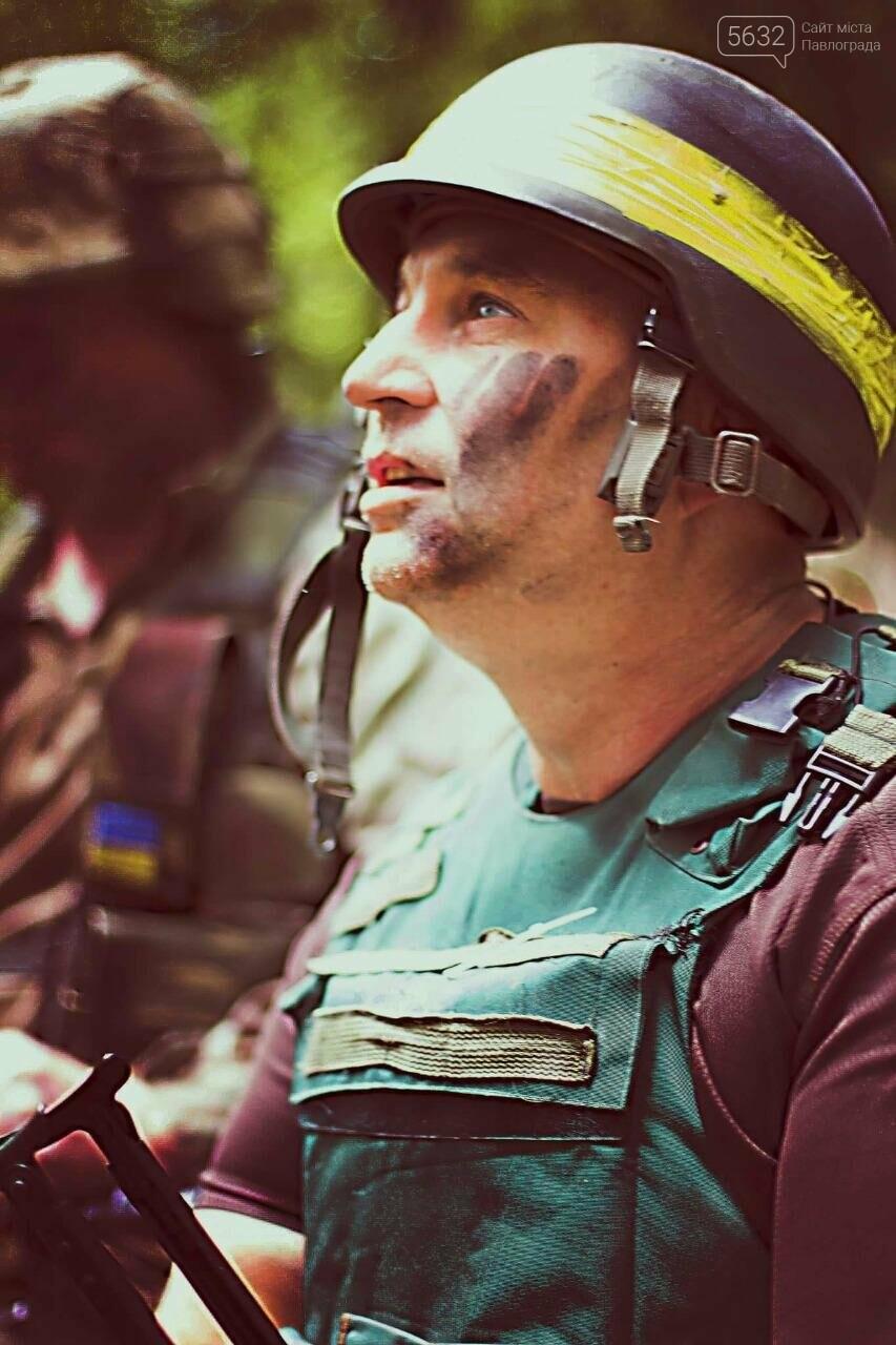 Павлоградцы провели фотопроект«Реалии боевых действий», фото-7