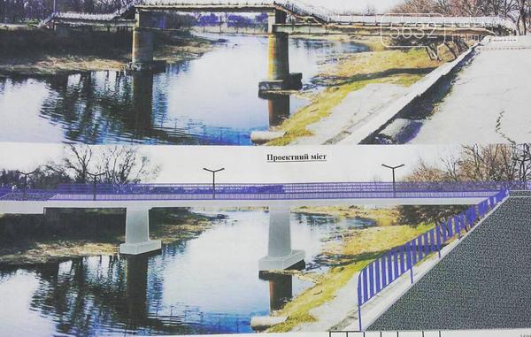 Стало известно, как будет выглядеть мост через реку Волчья после реконструкции , фото-11
