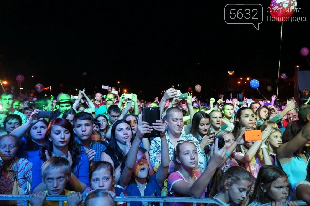 Тысячи павлоградцев пели со Светланой Тарабаровой, фото-28