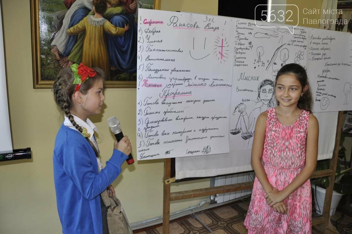 В самой большой Воскресной школе региона впервые состоялись выборы, фото-9
