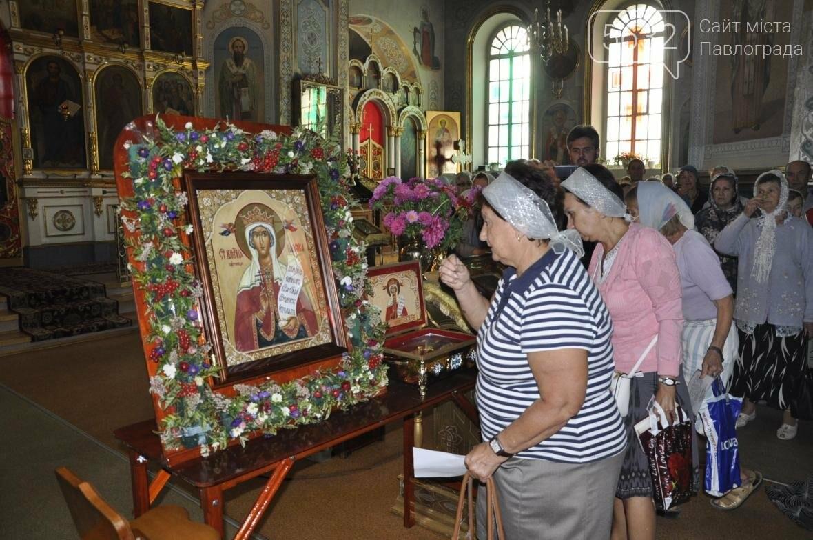 В Павлоград привезли святыню из Одесской области , фото-3