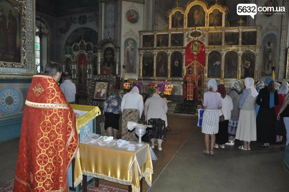 В Павлоград привезли святыню из Одесской области , фото-4