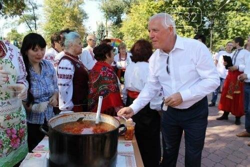У Павлограді пройшов фестиваль борщу, фото-4