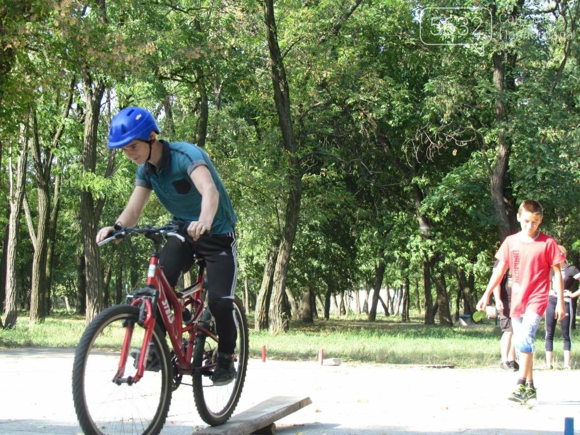 Павлоградский парк 1 Мая стал центром спортивного туризма, фото-6
