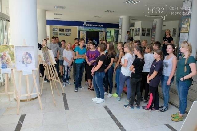 У школярів з'явилася можливість відвідати військове містечко у Гвардійському, фото-6