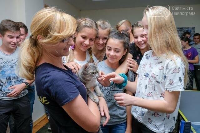 У школярів з'явилася можливість відвідати військове містечко у Гвардійському, фото-7