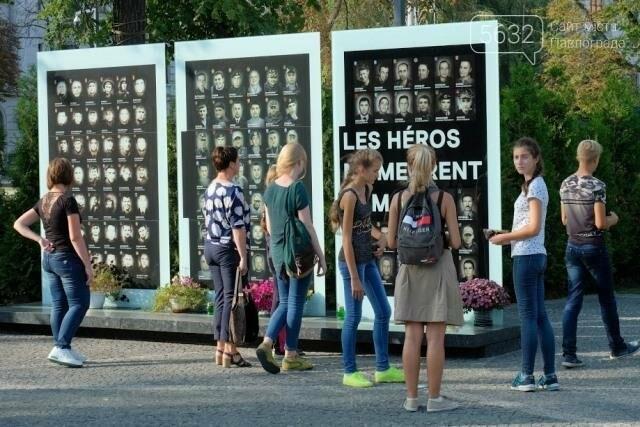 У школярів з'явилася можливість відвідати військове містечко у Гвардійському, фото-8