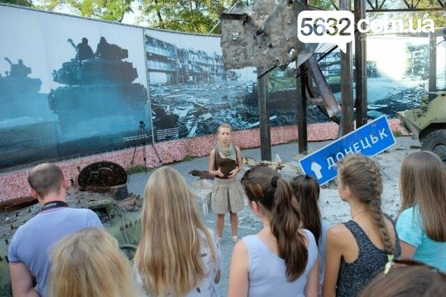 У школярів з'явилася можливість відвідати військове містечко у Гвардійському, фото-10