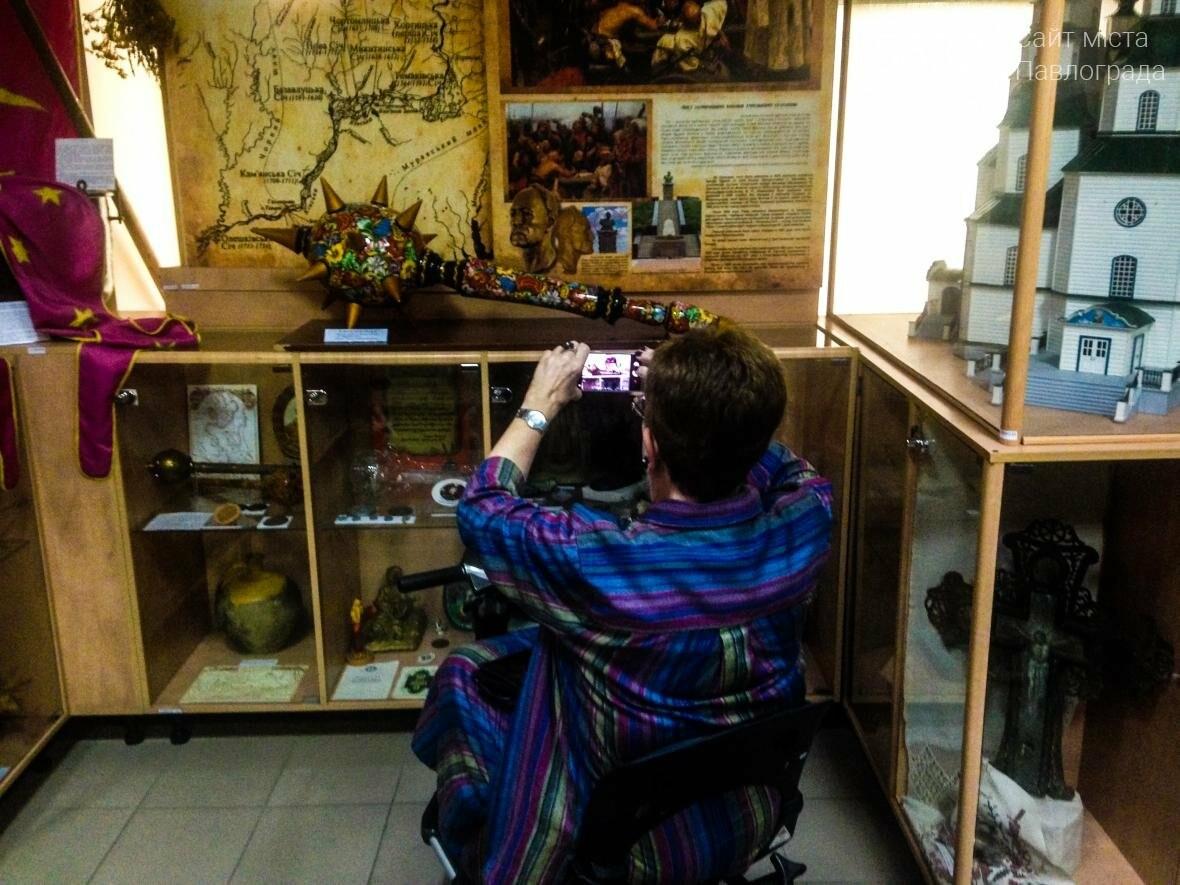 Павлоград посетила гостья из Великобритании, фото-3