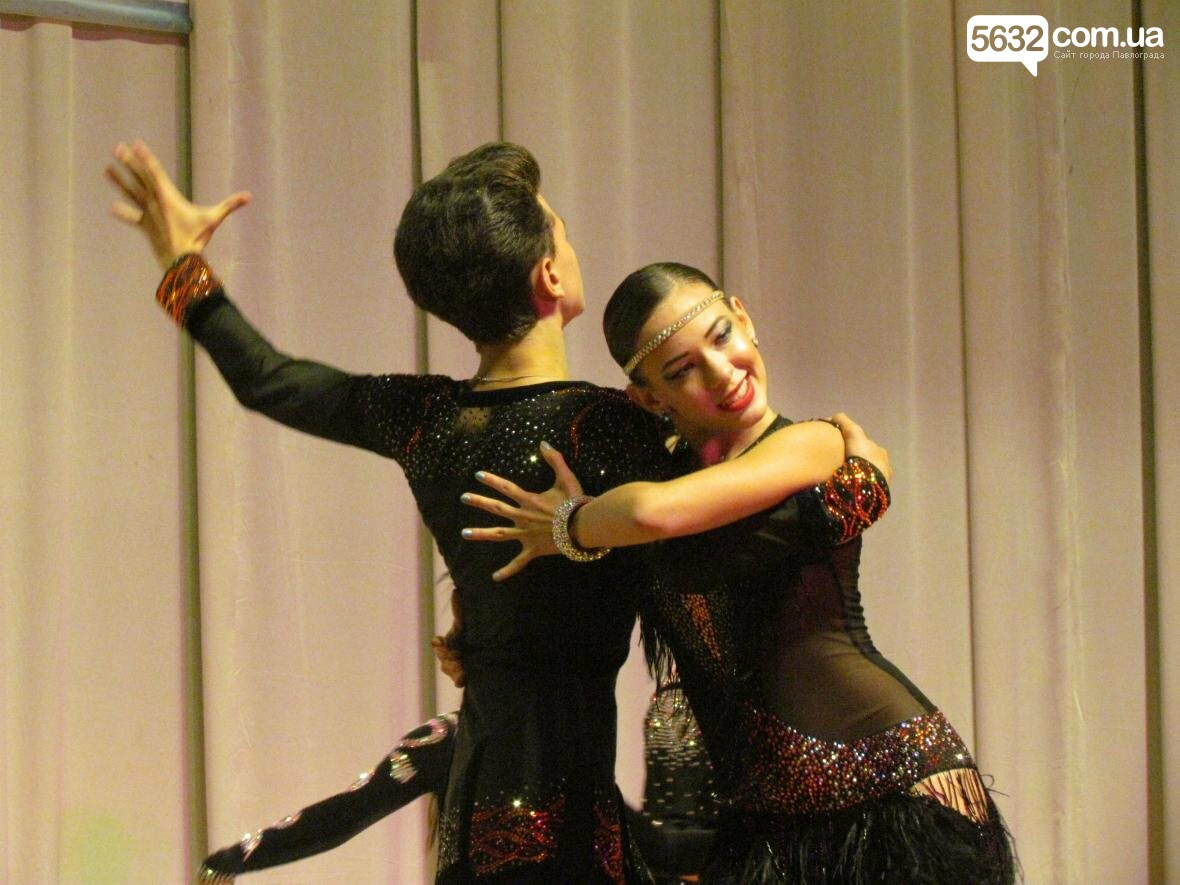 В Павлограде прошел фестиваль бальных танцев , фото-1