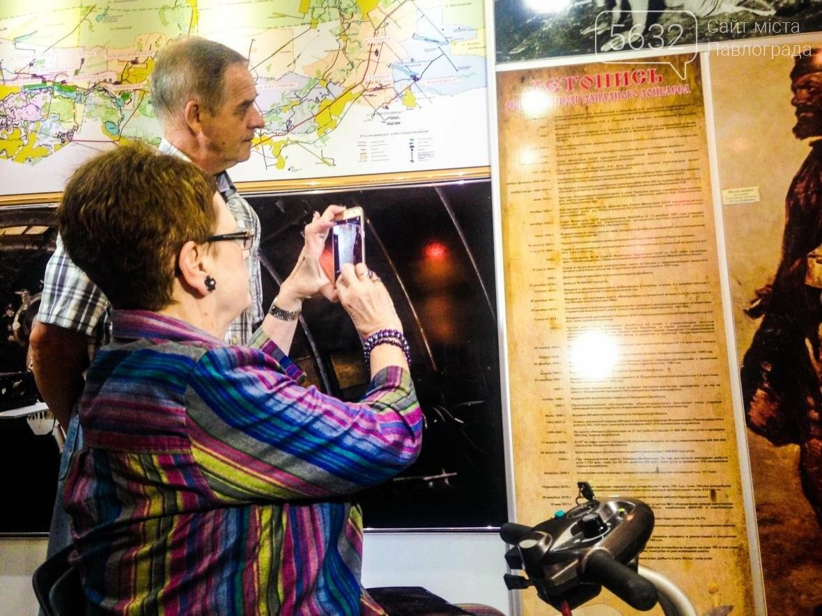 Англичанка провела ревизию музея шахты «Западно –Донбасская», фото-4
