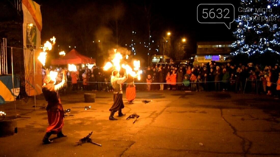 На Різдво першотравенців розважали козаки, фото-4