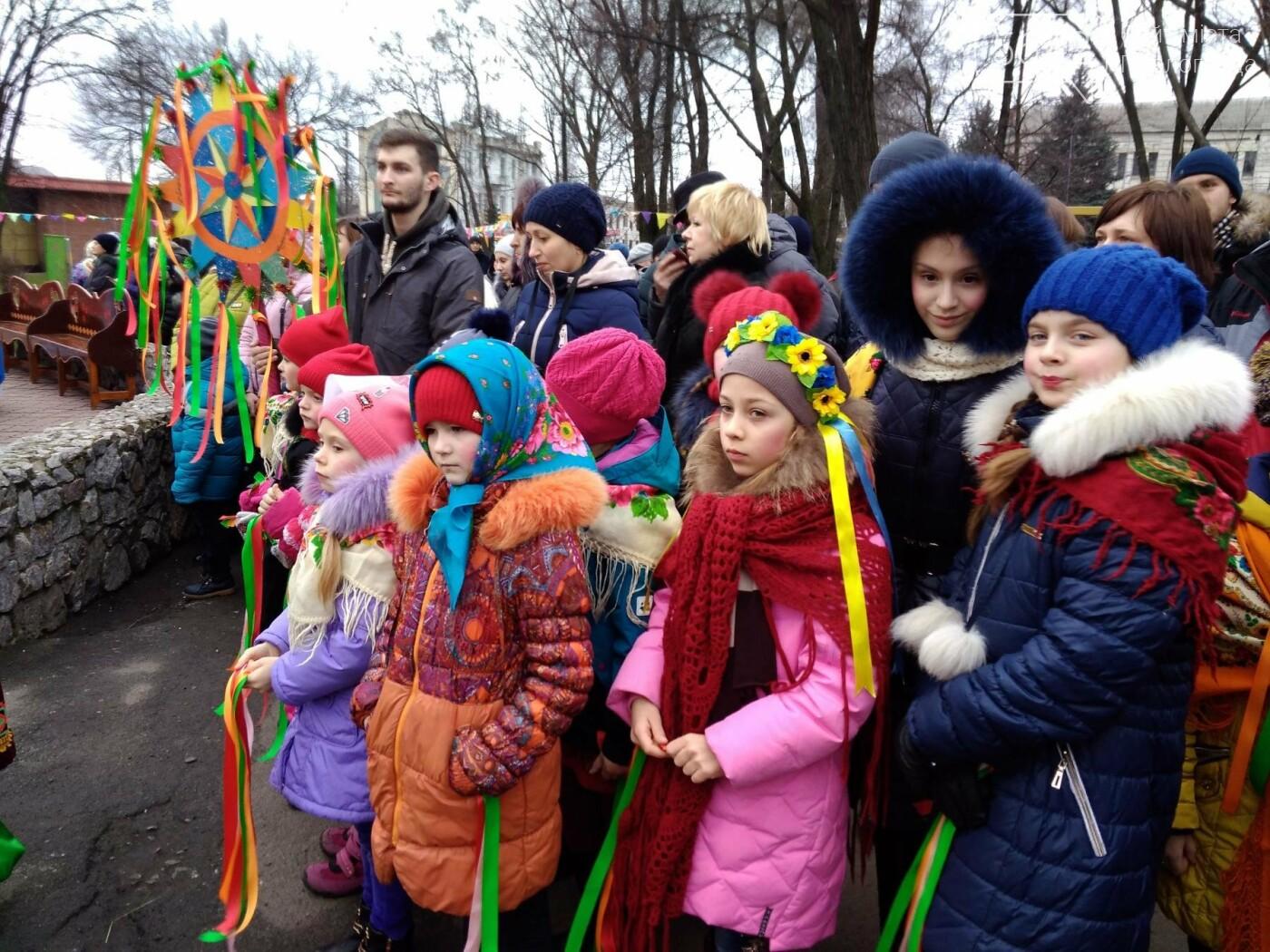 Как павлоградские и терновские дети отдыхали на каникулах , фото-3