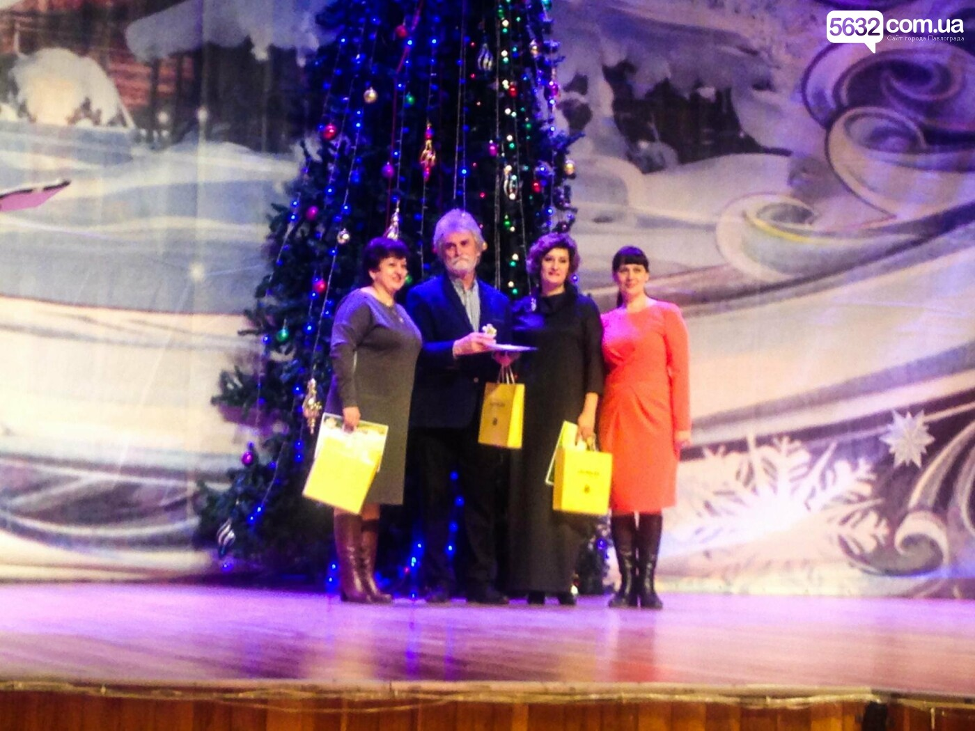 В Павлограде подвели итоги конкурса «Творческое достижение года – 2017», фото-1