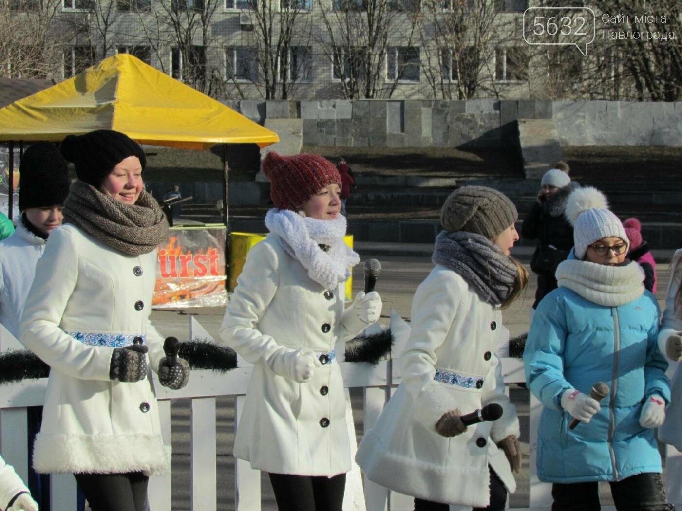 Павлоградцы попрощались с новогодней елкой, фото-2