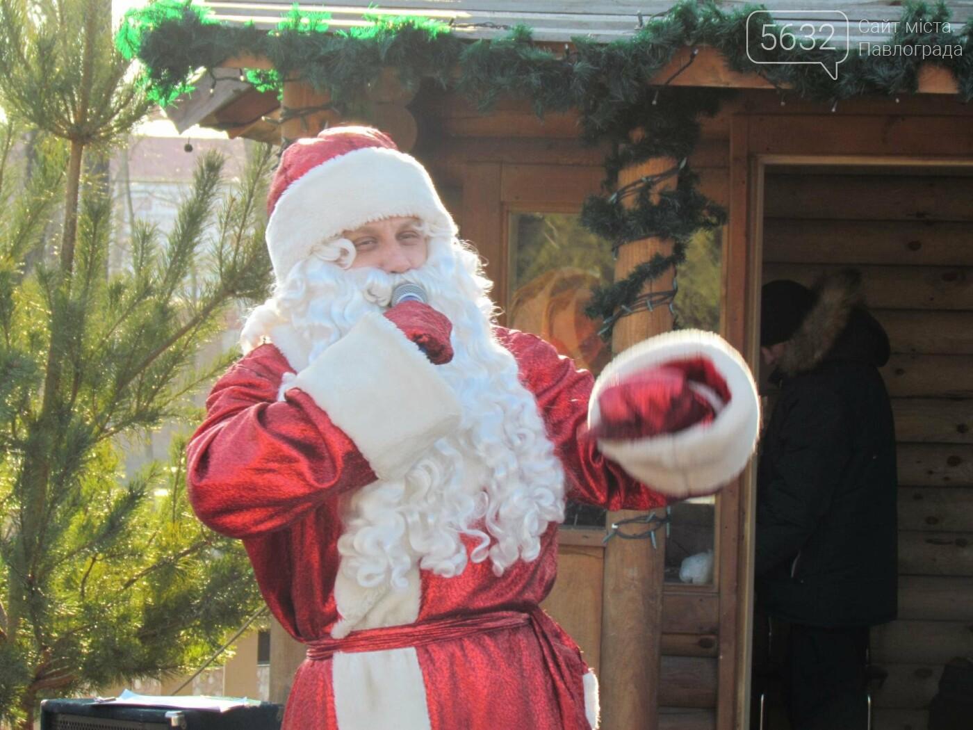 Павлоградцы попрощались с новогодней елкой, фото-6