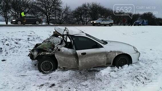На трассе Павлоград-Донецк произошло ДТП: пострадали 3-летнй ребенок и беременная женщина, фото-2