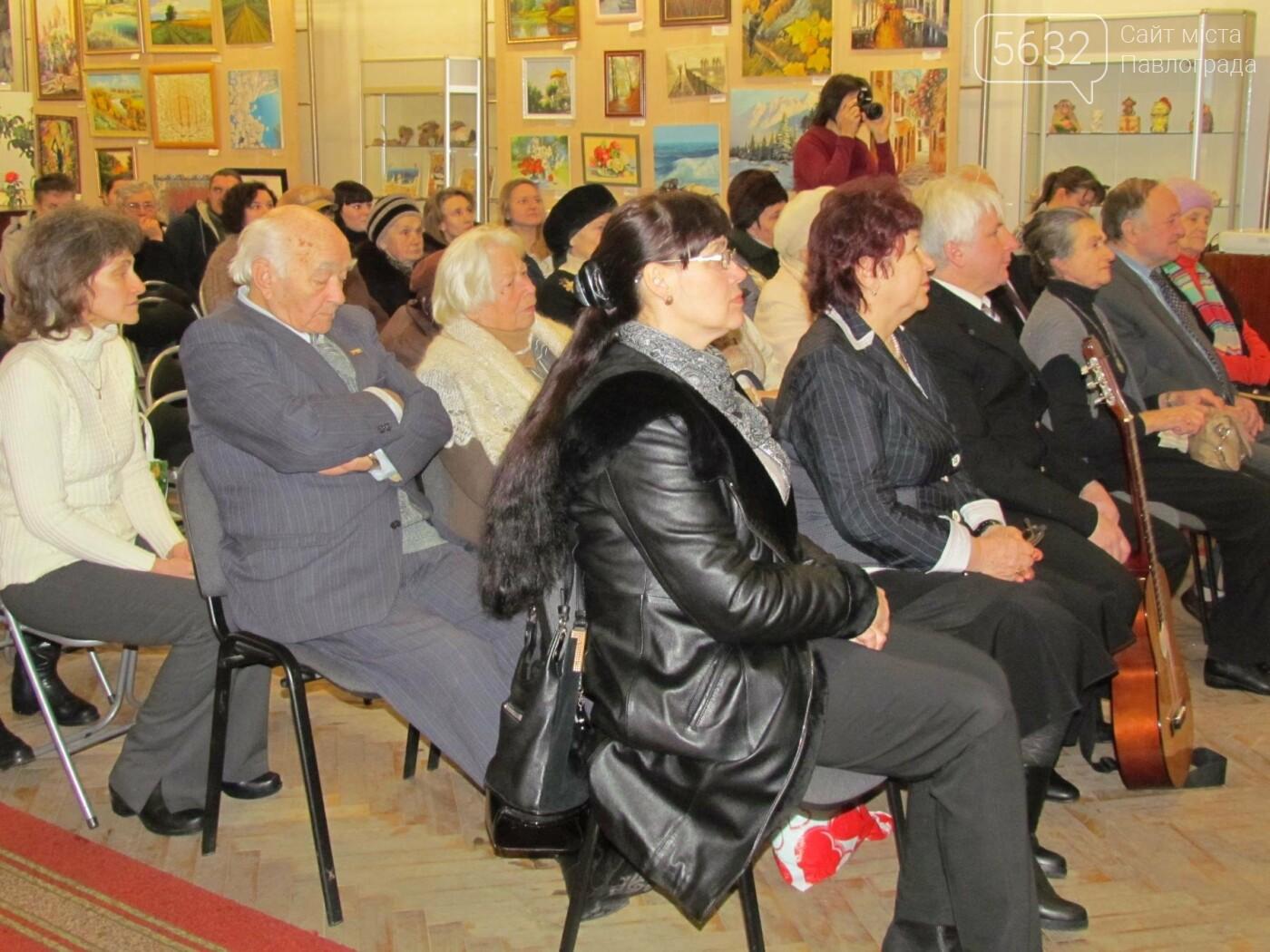 Горожане почтили память основателя Павлоградского историко-краеведческого музея, фото-1
