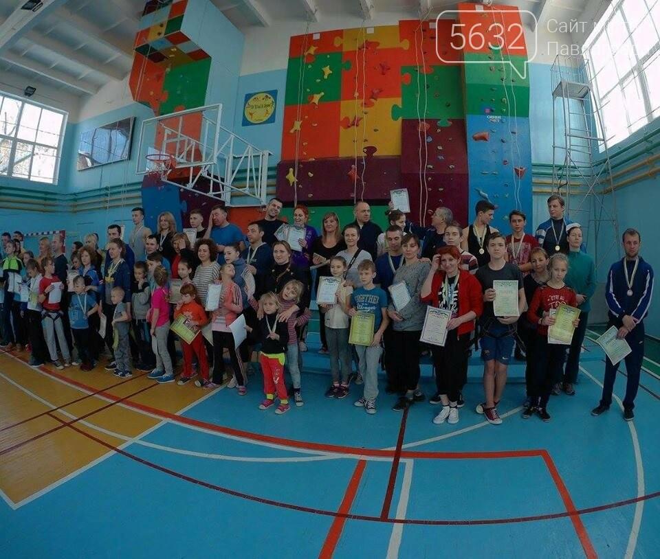 Семьи Павлограда и Терновки боролись за первенство в соревнованиях по семейному скалолазанию, фото-4