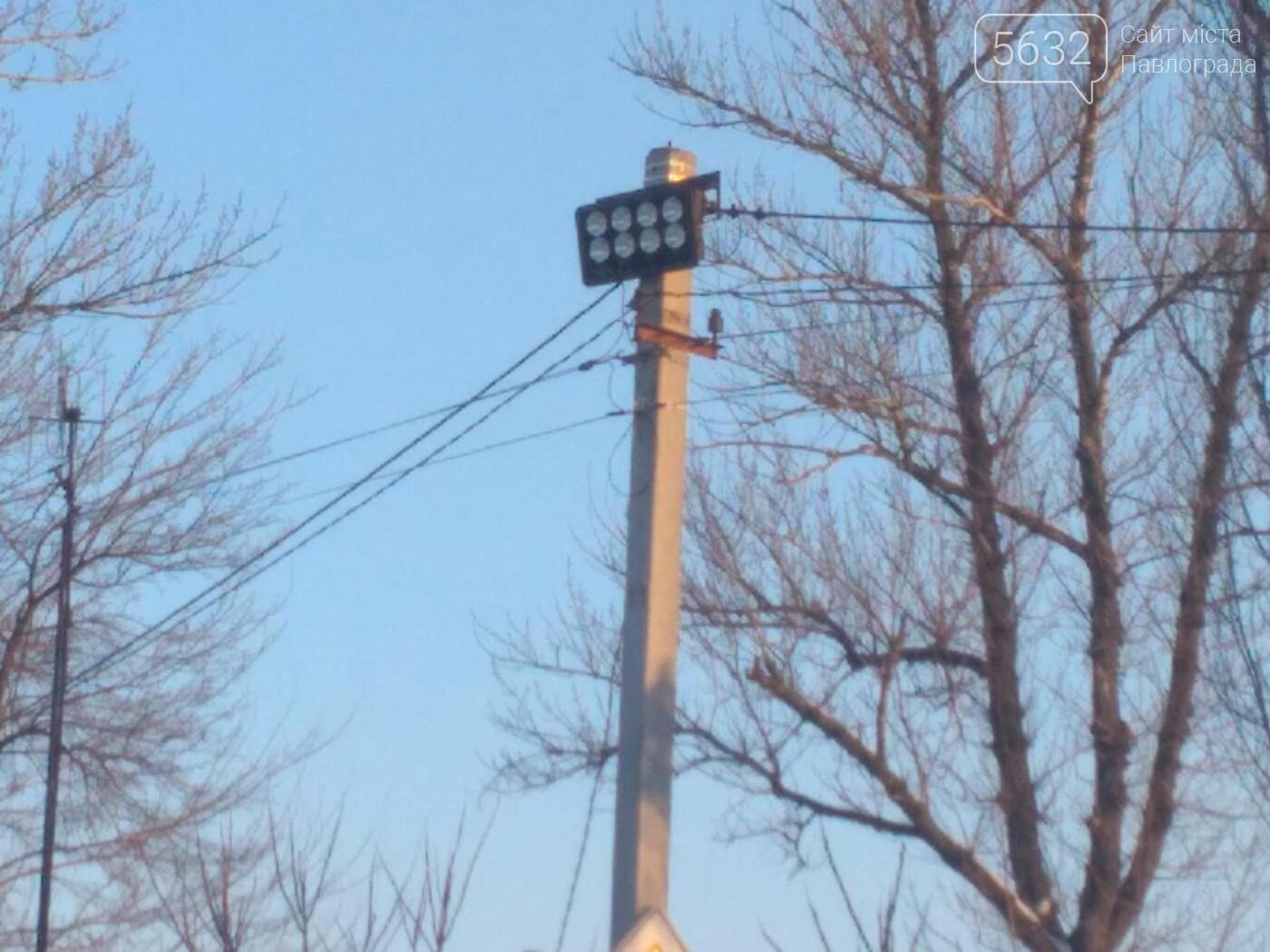 На центральному цвинтарі Павлограда встановили відеокамери, фото-1