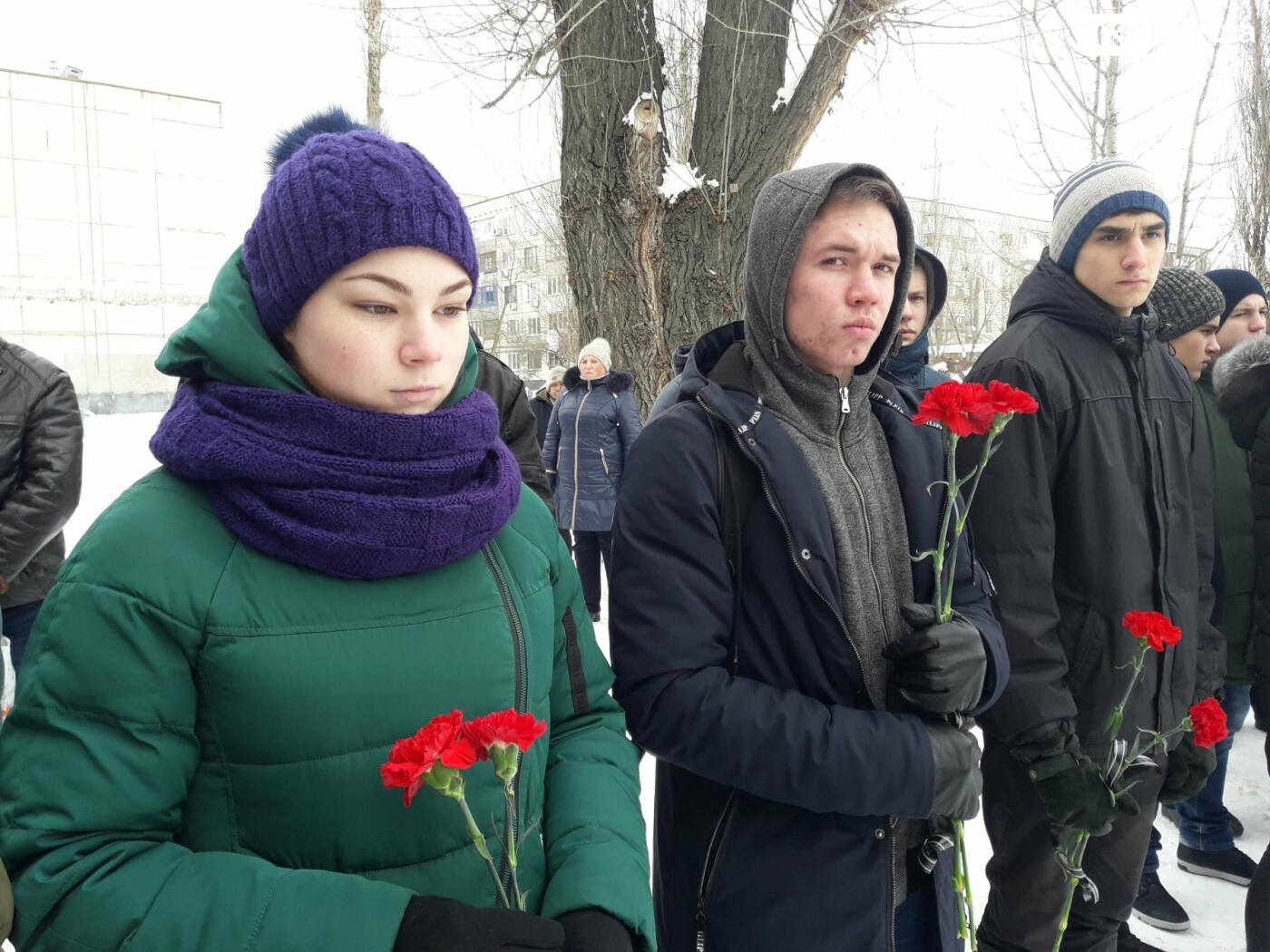 В Павлограде открыли мемориальную доску герою АТО Андрею Борисенко, фото-5