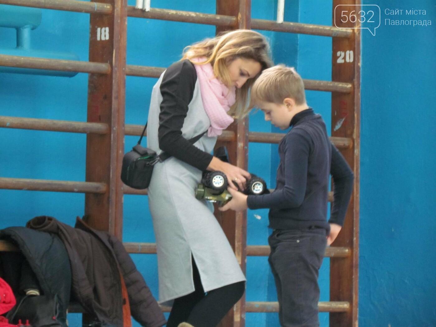 Павлоградские школьники сразились в гонке радиоуправляемых автомоделей, фото-7
