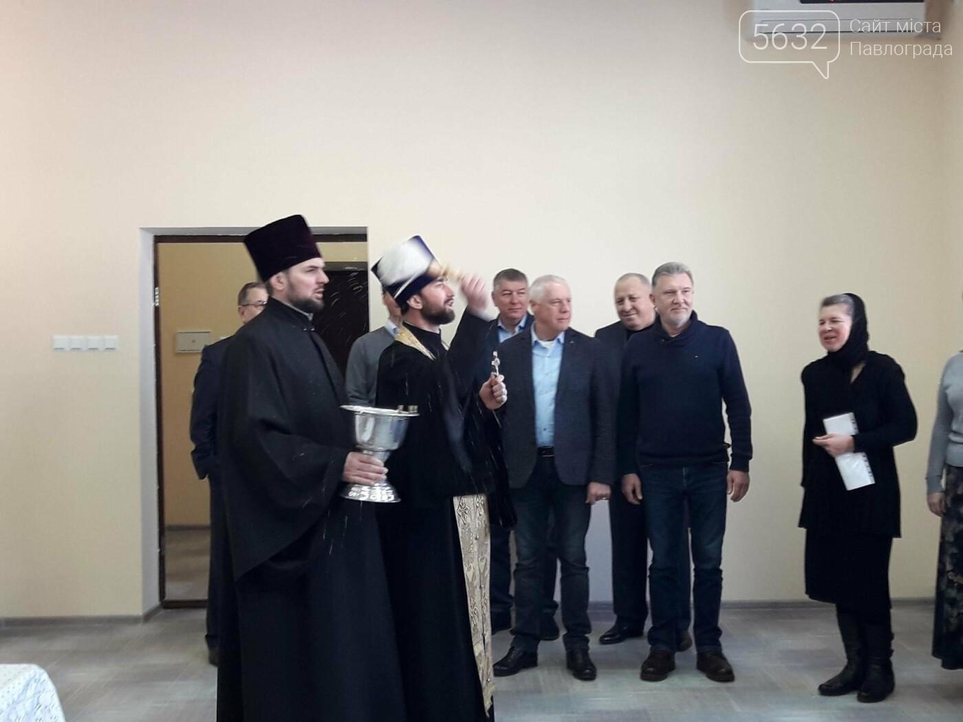В Павлограде завершился первый этап реконструкции здания Духовно-исторического центра, фото-8