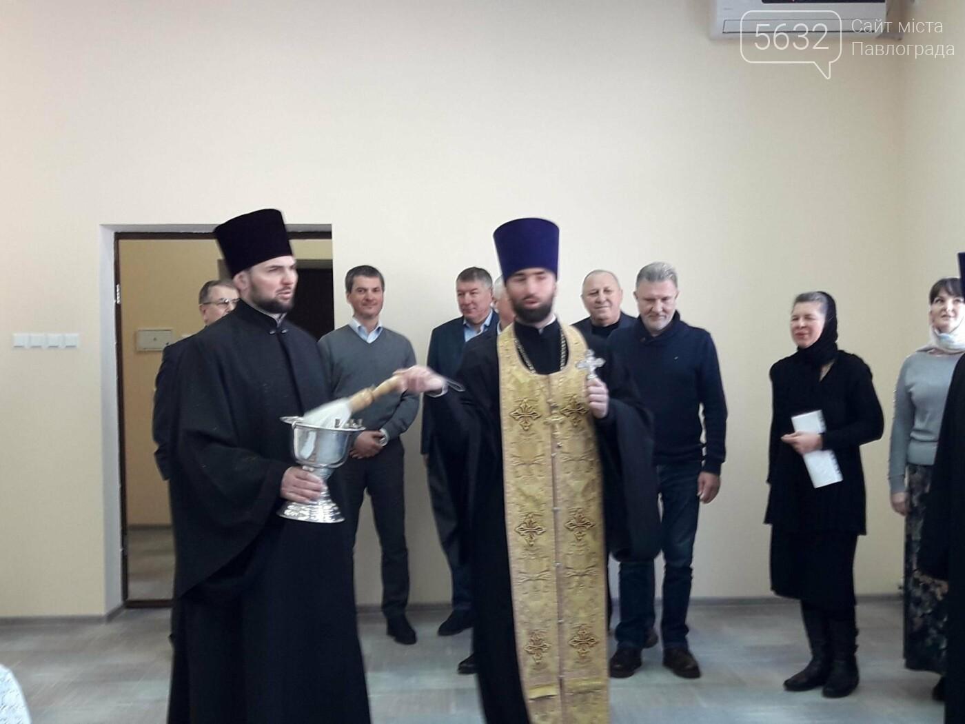 В Павлограде завершился первый этап реконструкции здания Духовно-исторического центра, фото-9