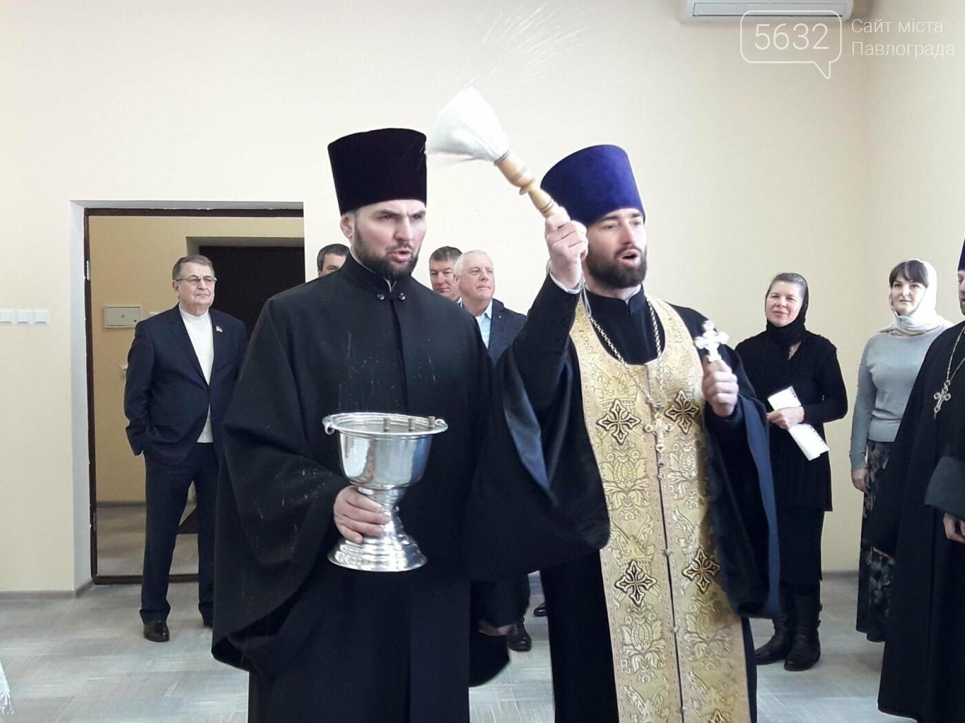 В Павлограде завершился первый этап реконструкции здания Духовно-исторического центра, фото-11