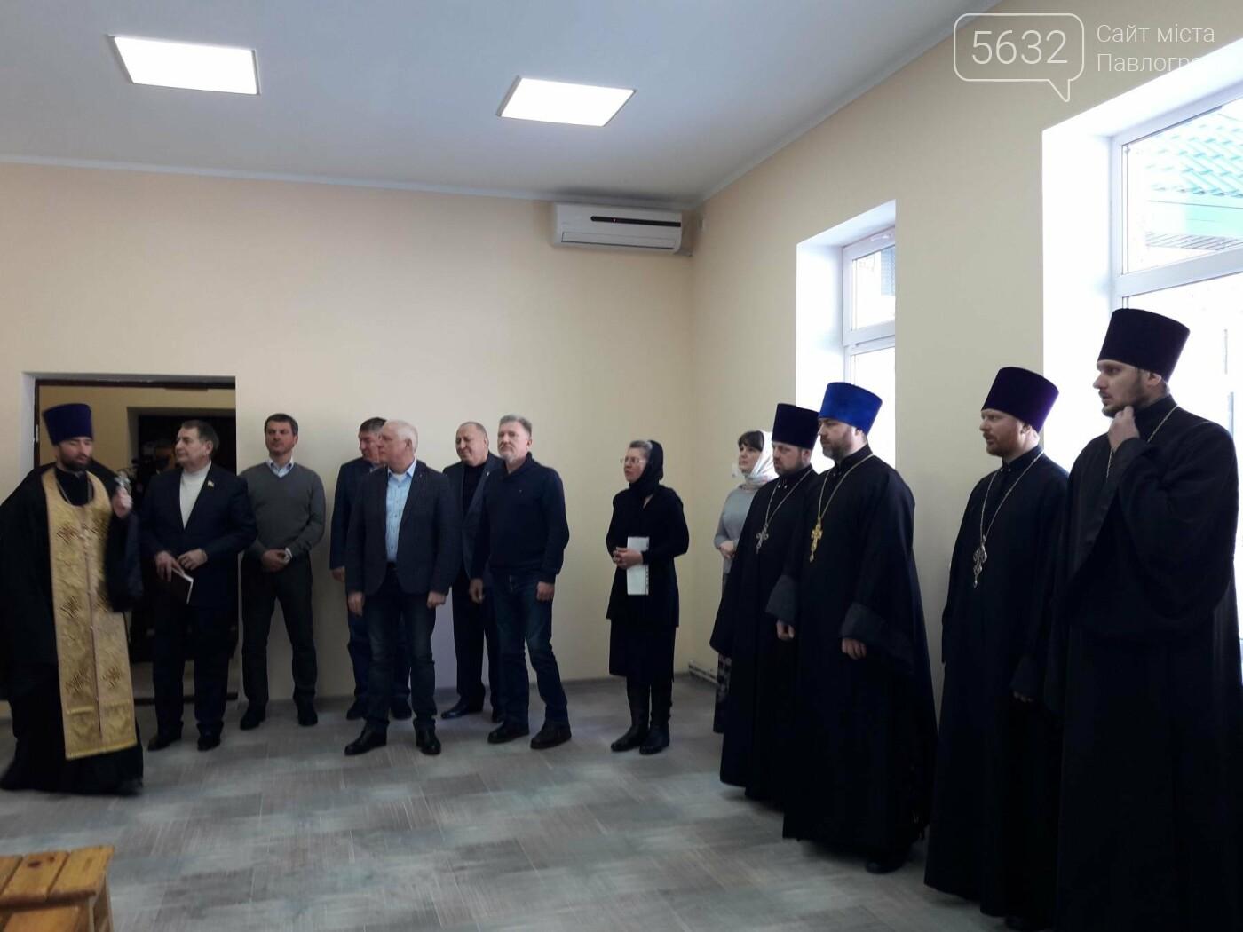 В Павлограде завершился первый этап реконструкции здания Духовно-исторического центра, фото-10