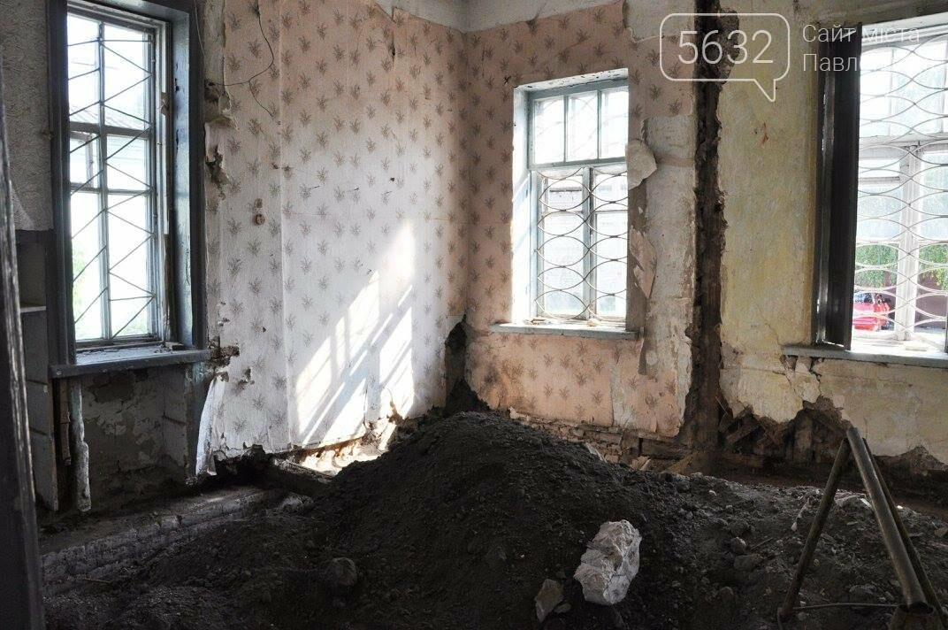 В Павлограде завершился первый этап реконструкции здания Духовно-исторического центра, фото-2
