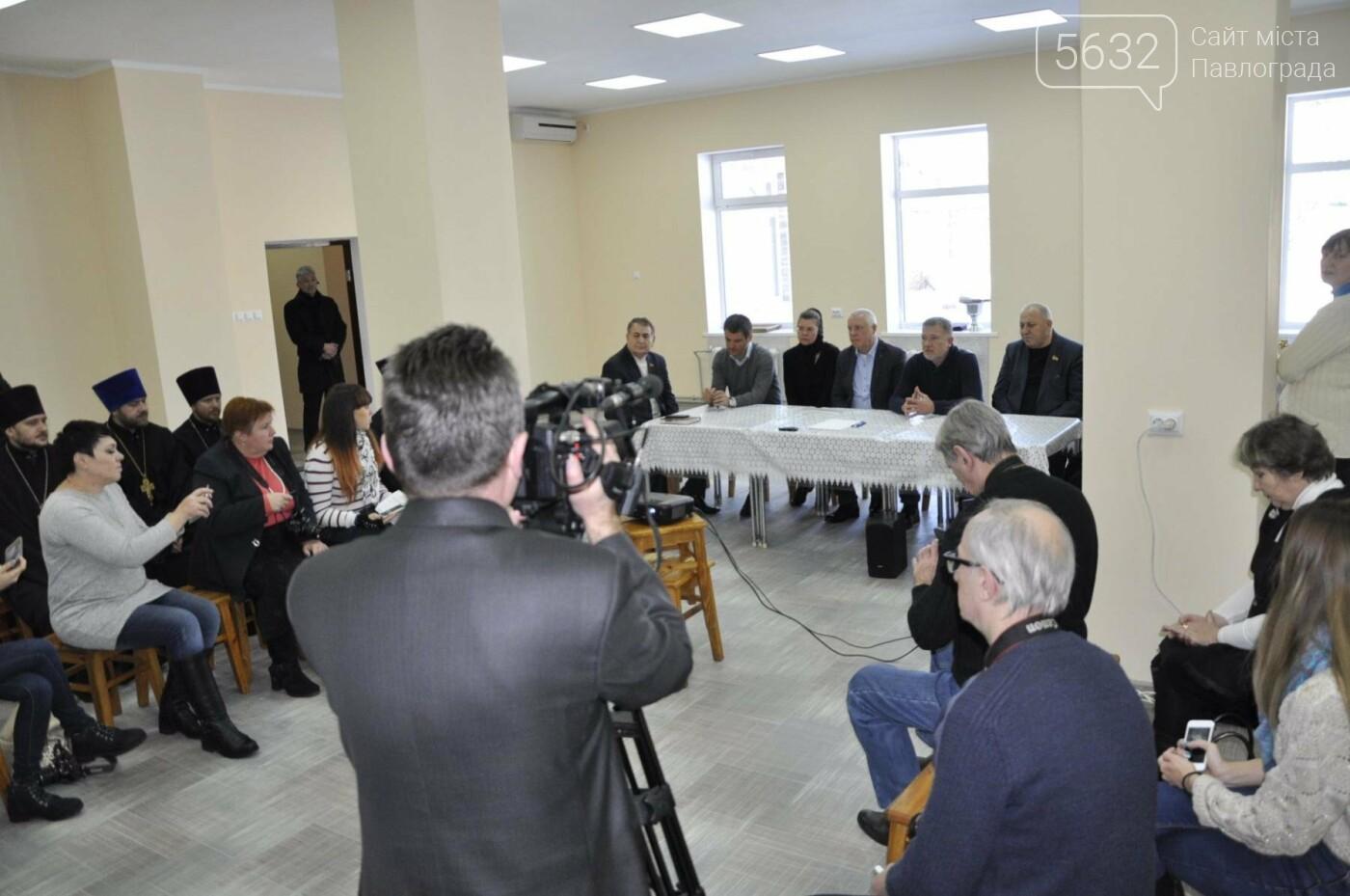 В Павлограде завершился первый этап реконструкции здания Духовно-исторического центра, фото-6