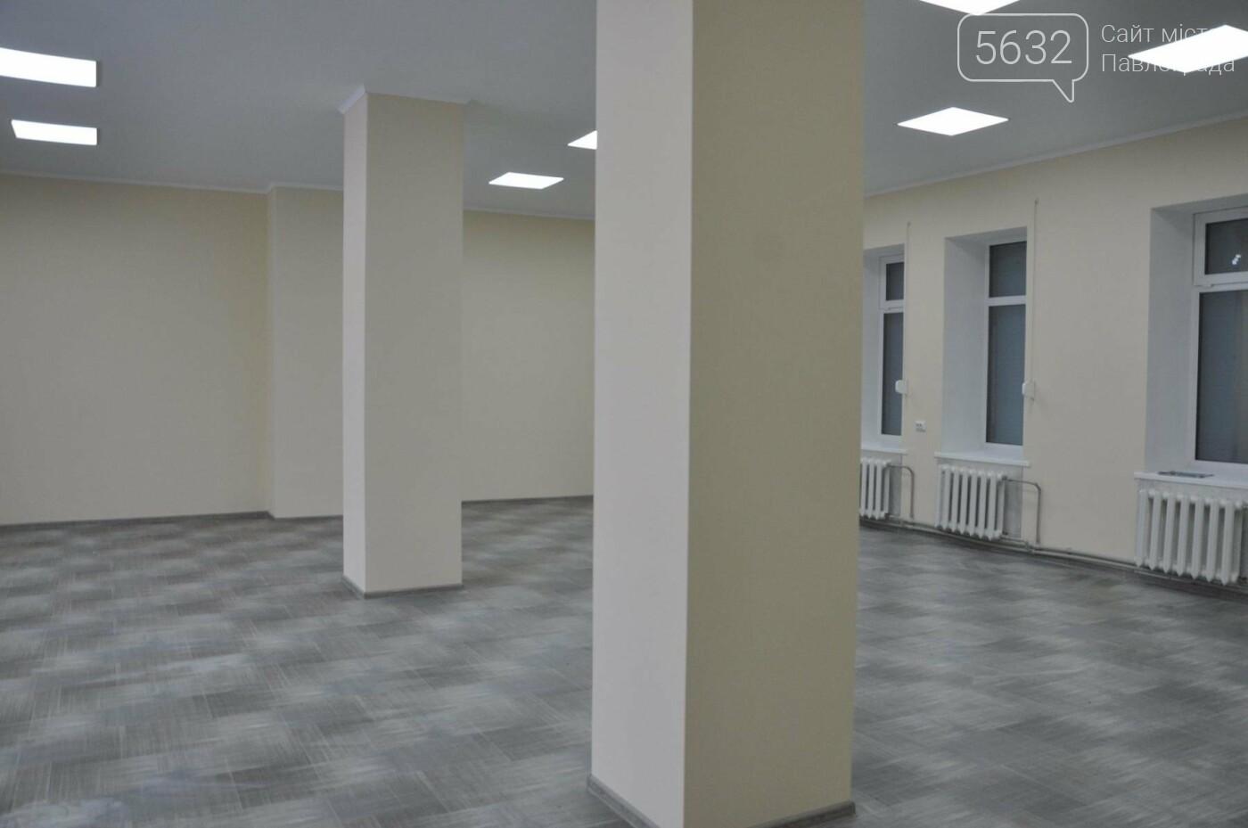 В Павлограде завершился первый этап реконструкции здания Духовно-исторического центра, фото-4