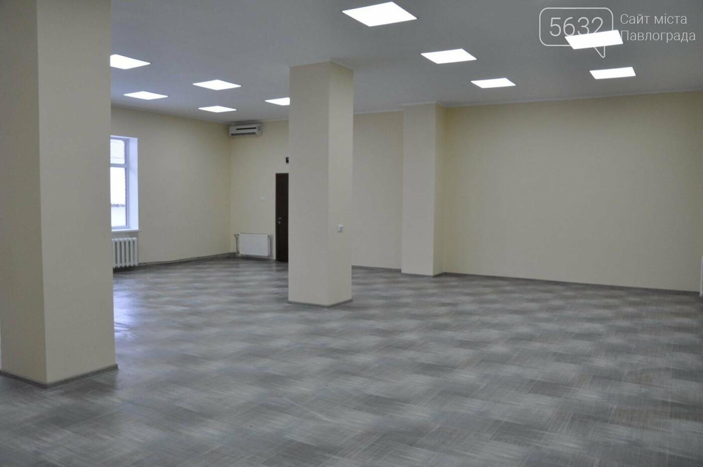В Павлограде завершился первый этап реконструкции здания Духовно-исторического центра, фото-5