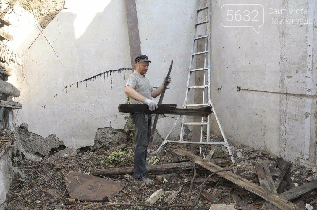 В Павлограде завершился первый этап реконструкции здания Духовно-исторического центра, фото-3