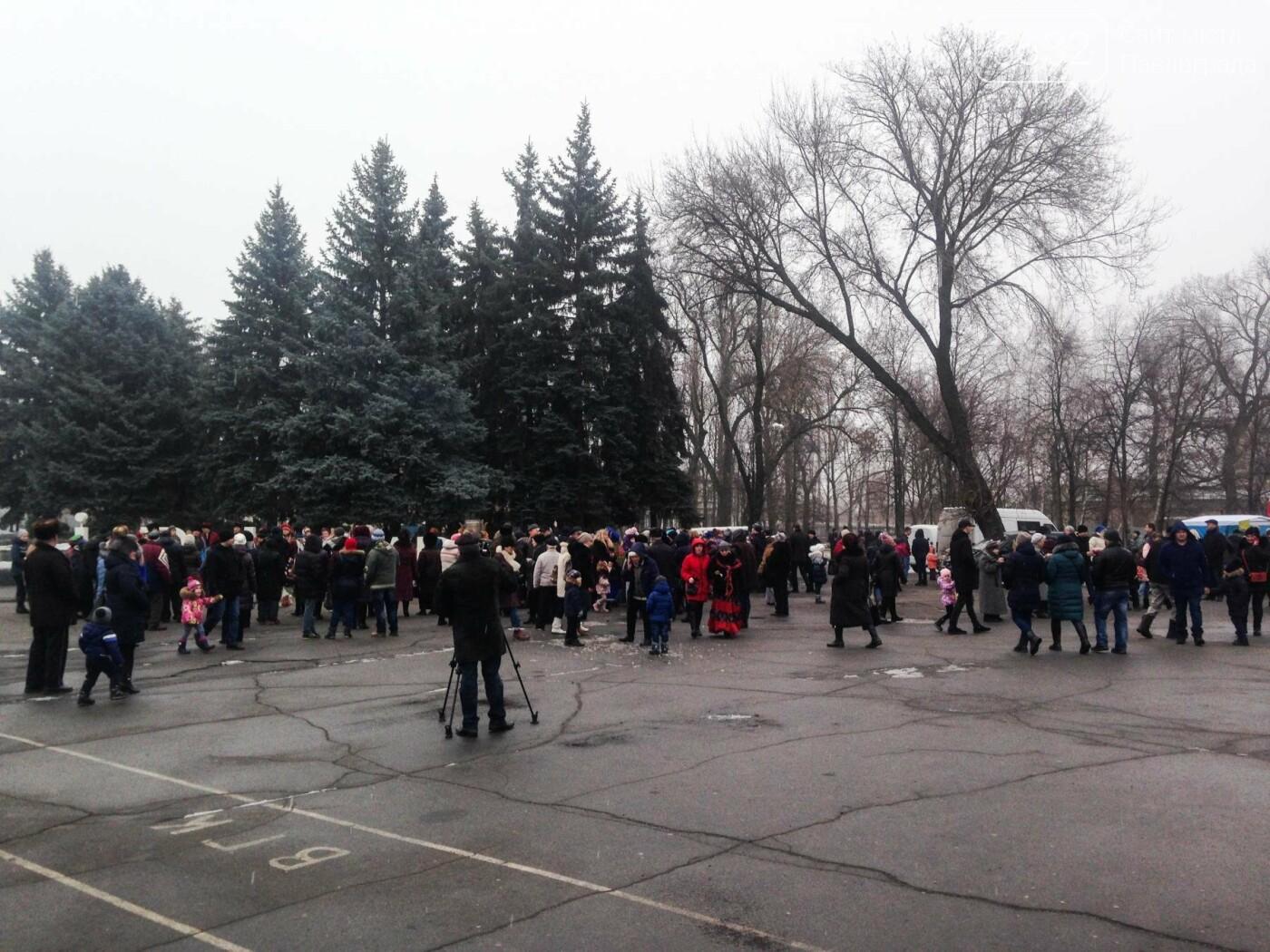 Павлоградцы устроили на Масленицу настоящие народные гулянья, фото-3