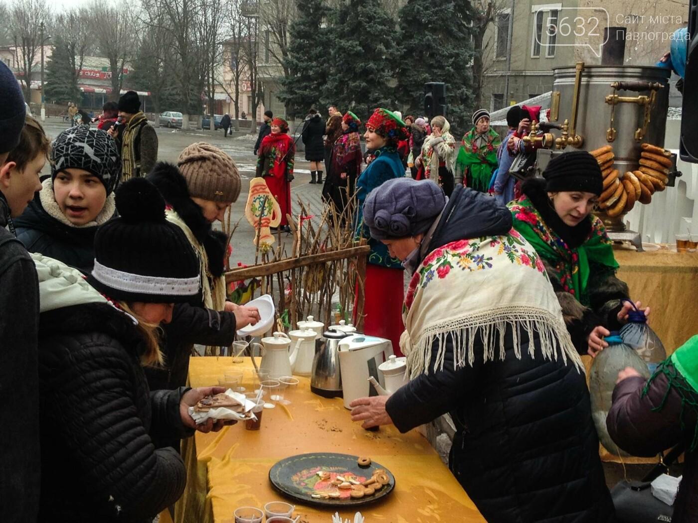 Павлоградцы устроили на Масленицу настоящие народные гулянья, фото-7
